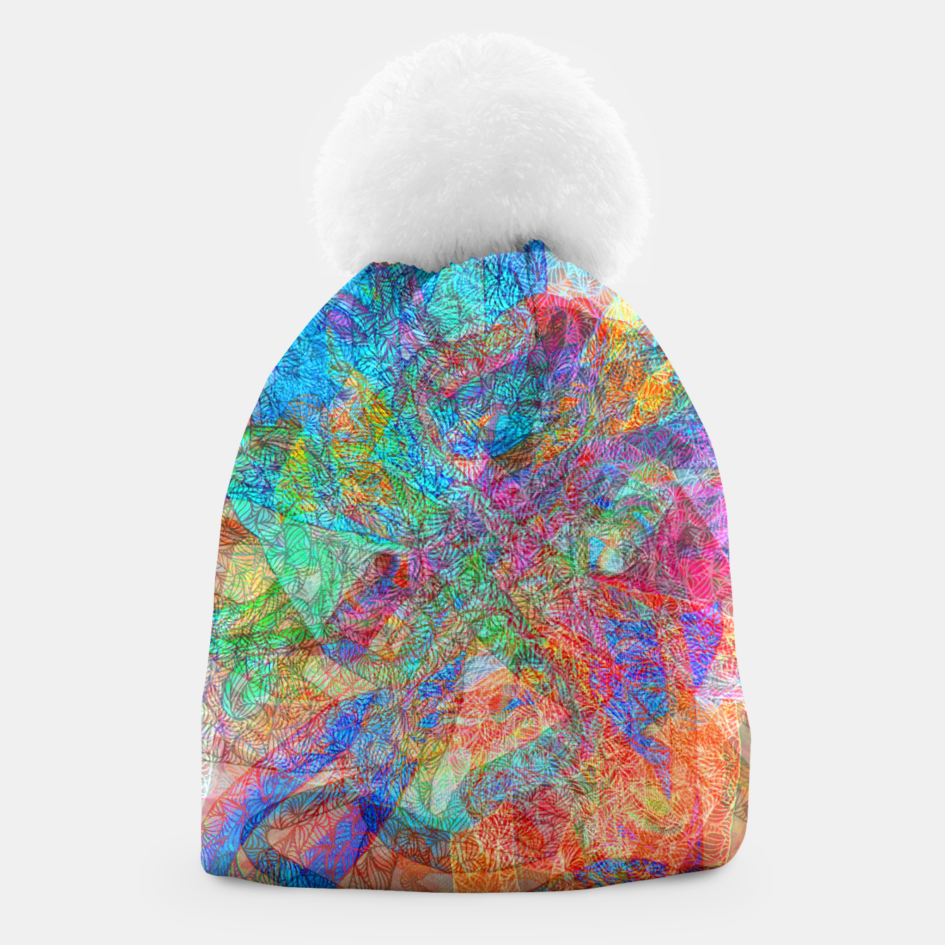 Image of sotm006 Beanie - Live Heroes