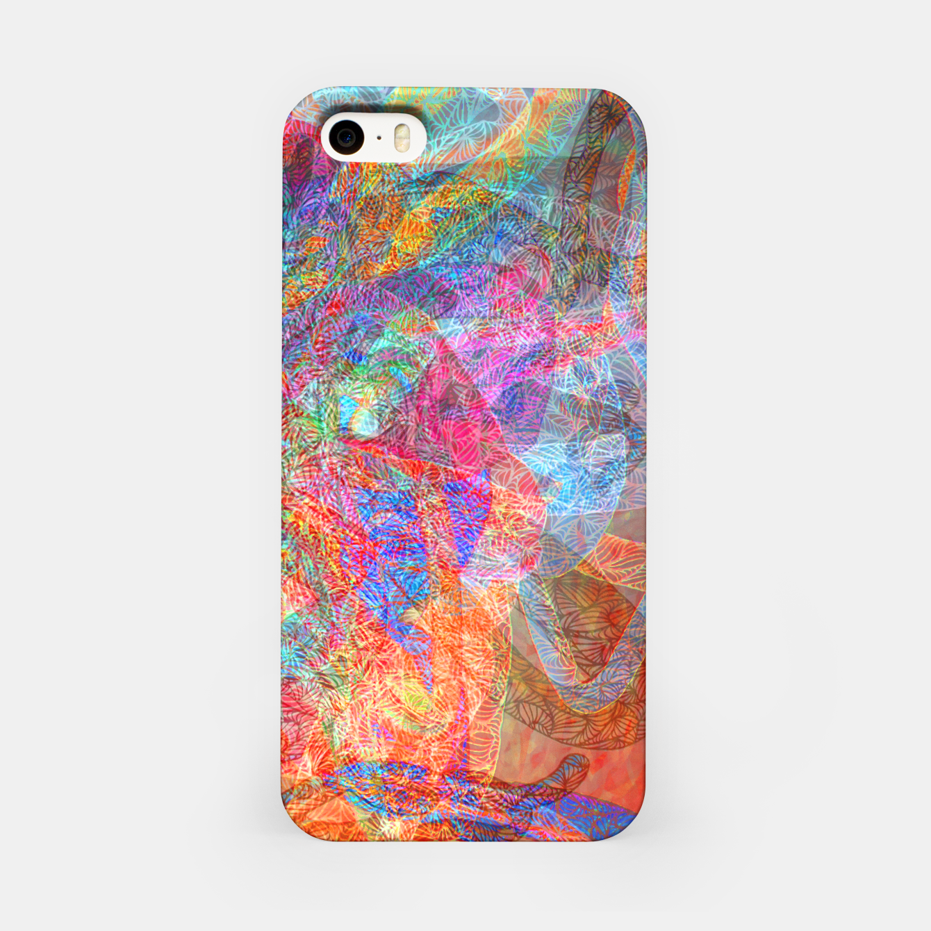 Image of sotm006 iPhone Case - Live Heroes