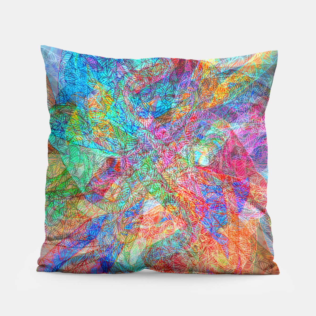 Image of sotm006 Pillow - Live Heroes