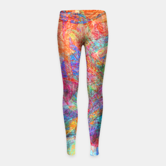 sotm006 Girl's Leggings thumbnail image