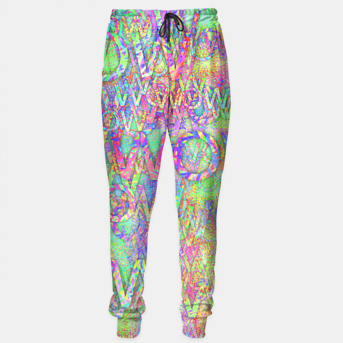 Image of wow Sweatpants - Live Heroes