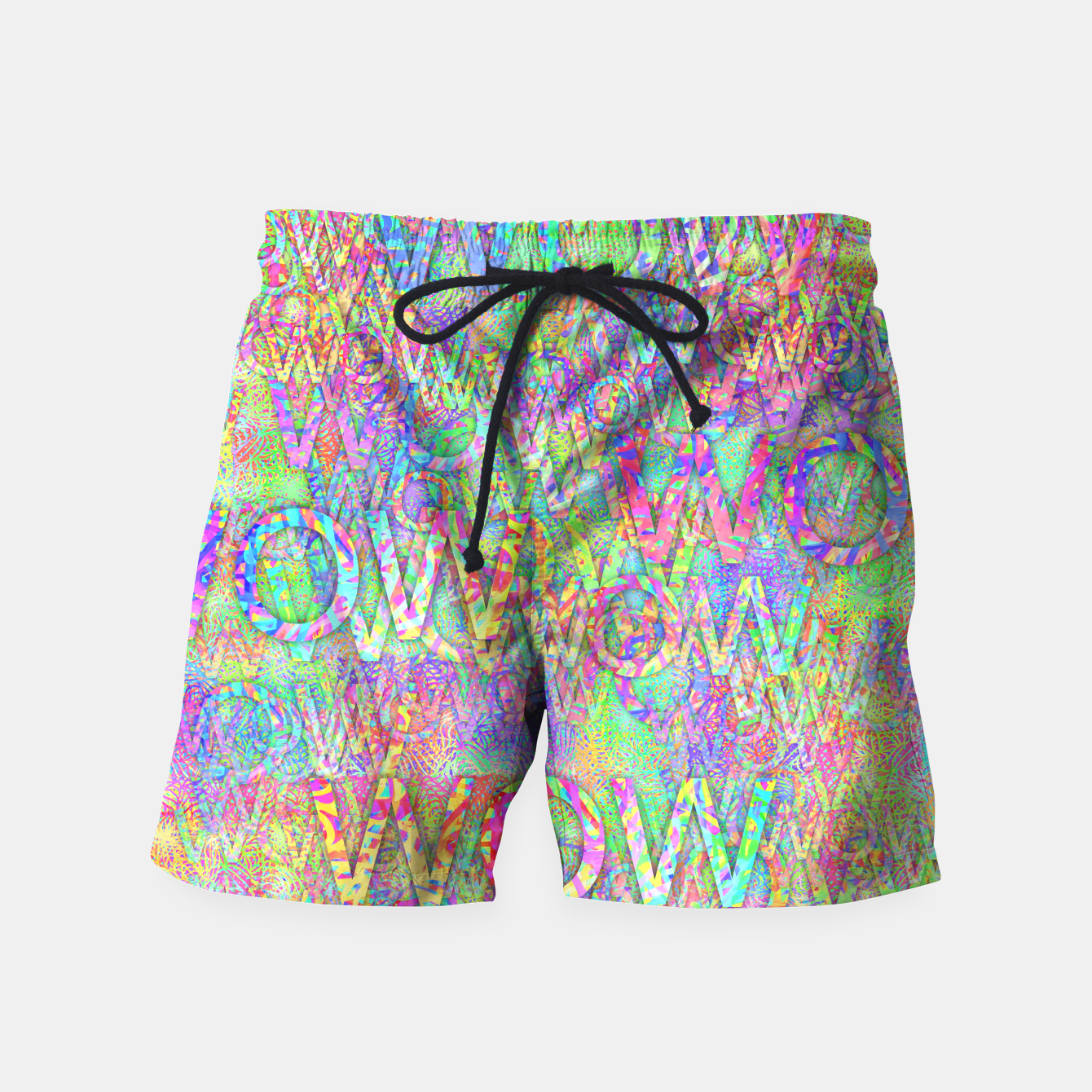 Image of wow Swim Shorts - Live Heroes