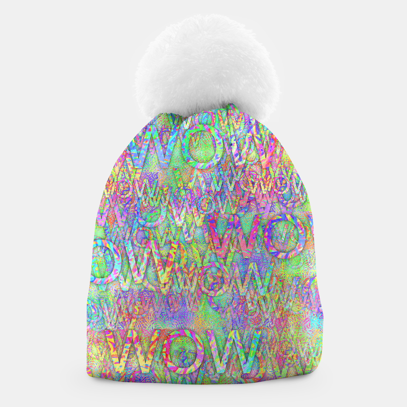 Image of wow Beanie - Live Heroes