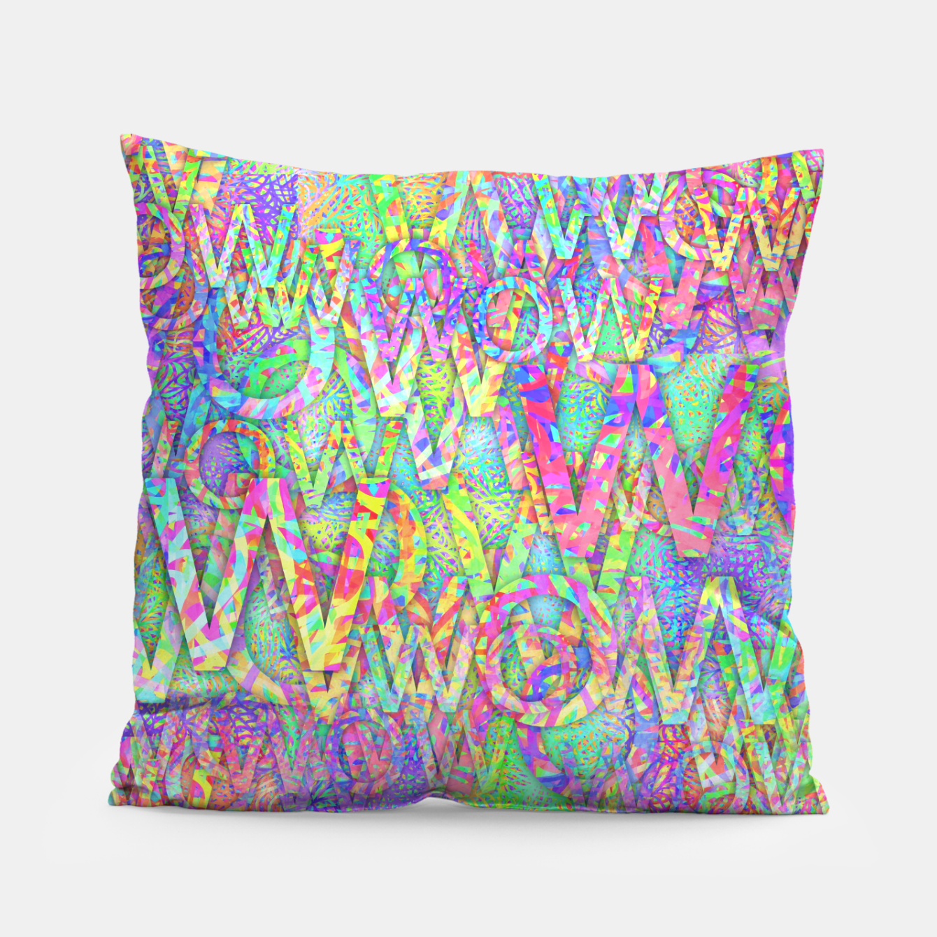 Image of wow Pillow - Live Heroes