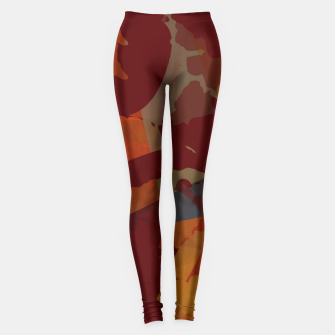 Thumbnail image of Rist and Blue Leggings, Live Heroes