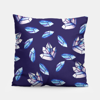 Thumbnail image of Mystic Crystals Witchy Vibes  Pillow, Live Heroes