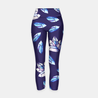 Thumbnail image of Mystic Crystals Witchy Vibes  Yoga Pants, Live Heroes