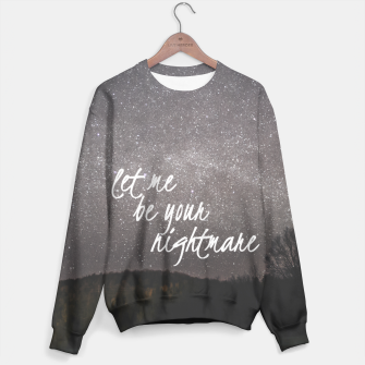 Miniaturka Nightmare Sweater, Live Heroes