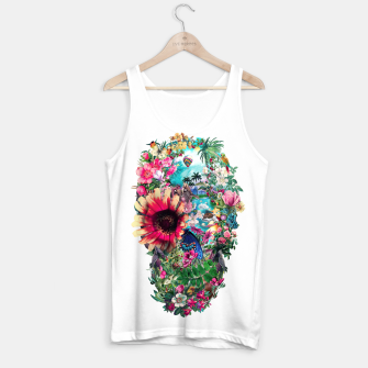 Thumbnail image of Summer Skull II Tank Top, Live Heroes