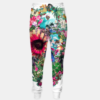 Thumbnail image of Summer Skull II Sweatpants, Live Heroes