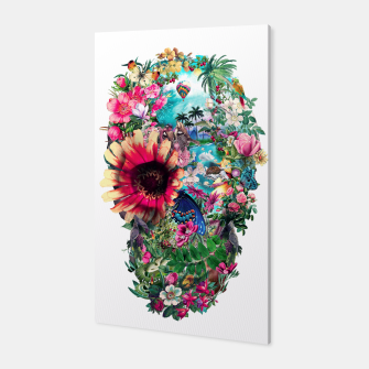 Thumbnail image of Summer Skull II Canvas, Live Heroes