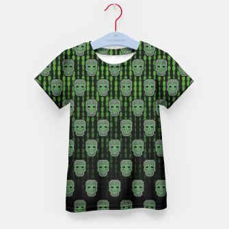 Thumbnail image of Homo Hacker (pattern version) Camiseta para niños, Live Heroes