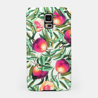 Sweet Peaches Samsung Case thumbnail image