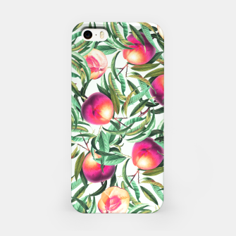Sweet Peaches iPhone Case thumbnail image