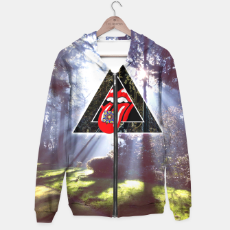 Thumbnail image of LSD IN NATURE Hoodie, Live Heroes