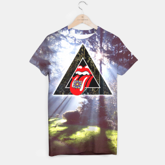 Thumbnail image of LSD IN NATURE T-shirt, Live Heroes