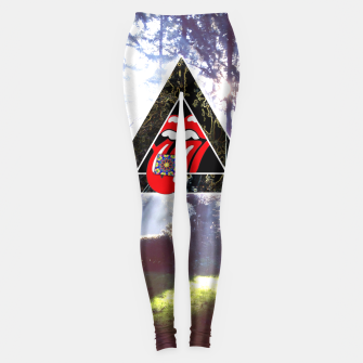 Thumbnail image of LSD IN NATURE Leggings, Live Heroes
