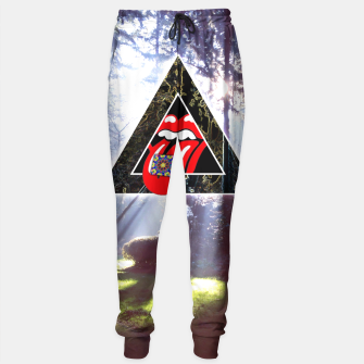 Thumbnail image of LSD IN NATURE Sweatpants, Live Heroes