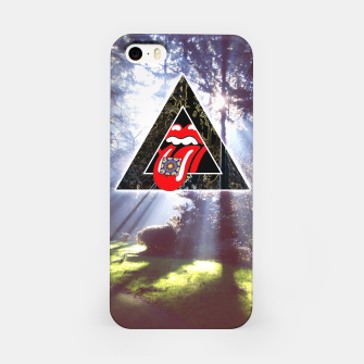 Thumbnail image of LSD IN NATURE iPhone Case, Live Heroes