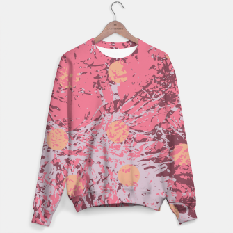 Thumbnail image of SPLATTER MIX Sweater, Live Heroes