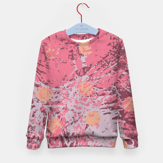 Thumbnail image of SPLATTER MIX Kid's Sweater, Live Heroes