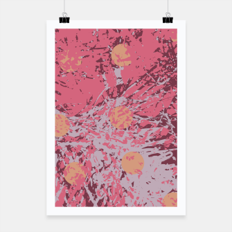 Thumbnail image of SPLATTER MIX Poster, Live Heroes