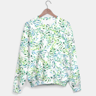 Thumbnail image of Watercolor Freshness Sweater, Live Heroes