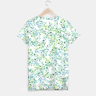 Thumbnail image of Watercolor Freshness T-shirt, Live Heroes