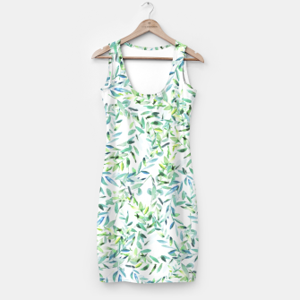 Thumbnail image of Watercolor Freshness Simple Dress, Live Heroes