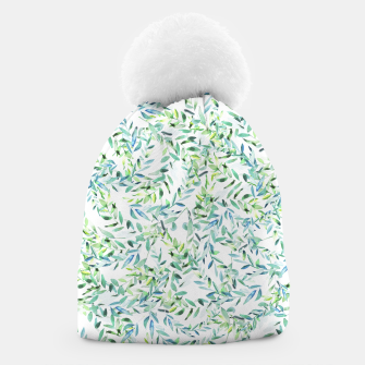 Thumbnail image of Watercolor Freshness Beanie, Live Heroes