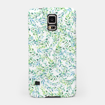 Thumbnail image of Watercolor Freshness Samsung Case, Live Heroes