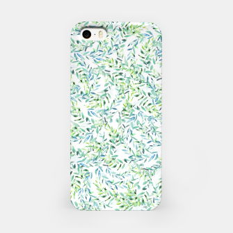 Thumbnail image of Watercolor Freshness iPhone Case, Live Heroes