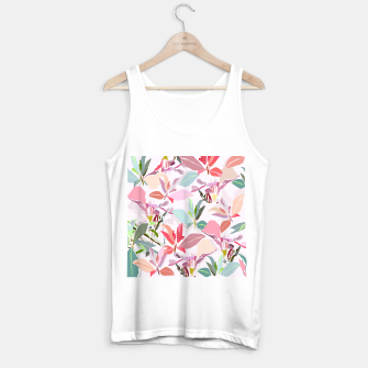 Thumbnail image of Ole Bouquet Tank Top regular, Live Heroes
