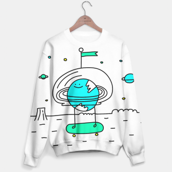 Thumbnail image of Surreal Planet - Mr Beaker - SOLO Sweater, Live Heroes