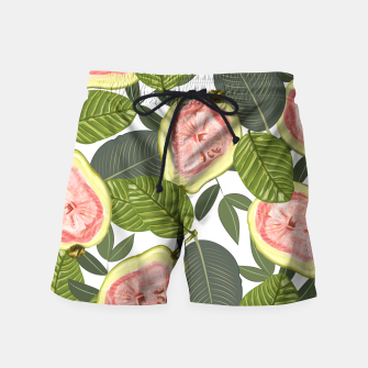 Thumbnail image of Guava Swim Shorts, Live Heroes