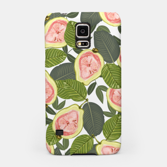 Thumbnail image of Guava Samsung Case, Live Heroes