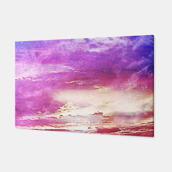 Thumbnail image of Sunset skies Canvas, Live Heroes