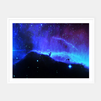 Thumbnail image of Nebulae 2 Framed poster, Live Heroes