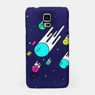 Thumbnail image of Planet Fluffers Samsung Case, Live Heroes
