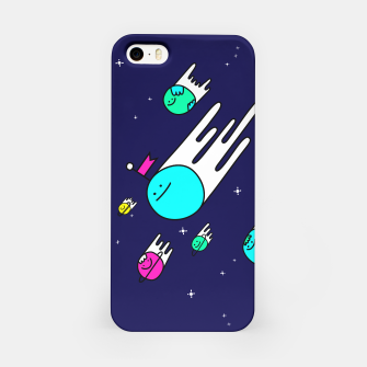 Miniatur Planet Fluffers iPhone Case, Live Heroes