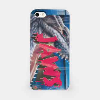 Miniatur jaws iPhone Case, Live Heroes