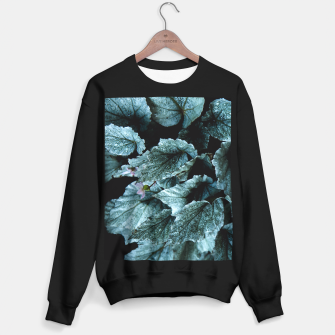 Thumbnail image of Powerful nature. Begoniaceae Sweater regular, Live Heroes
