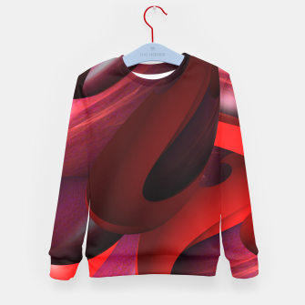 Thumbnail image of Colors Kid's Sweater, Live Heroes