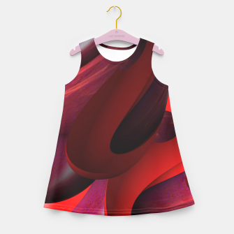 Thumbnail image of Colors Girl's Summer Dress, Live Heroes