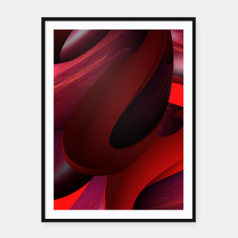 Thumbnail image of Colors Framed poster, Live Heroes