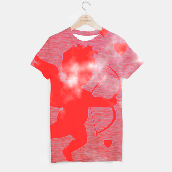 Thumbnail image of Cupid Love T-shirt, Live Heroes