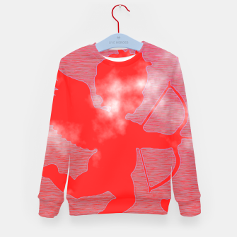 Thumbnail image of Cupid Love Kid's Sweater, Live Heroes