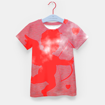 Thumbnail image of Cupid Love Kid's T-shirt, Live Heroes