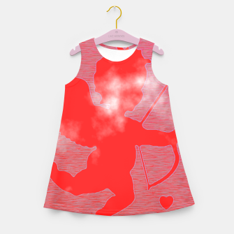 Thumbnail image of Cupid Love Girl's Summer Dress, Live Heroes