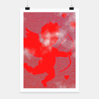 Thumbnail image of Cupid Love Poster, Live Heroes